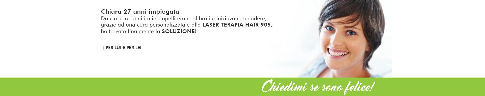 alopecia femminile