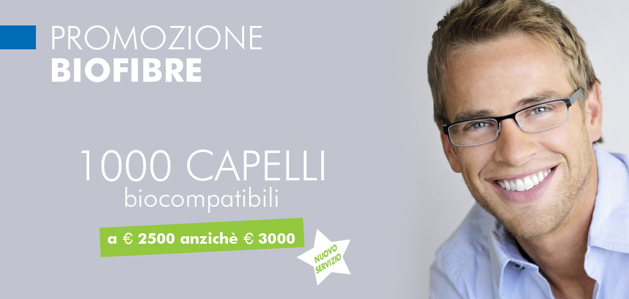 capelli artificiali biofibre