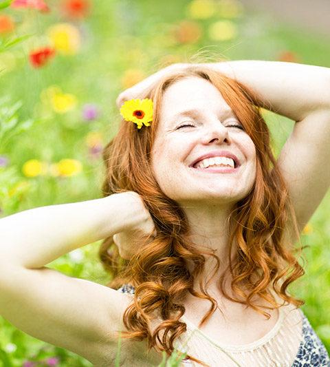 sette consigli per capelli sani primavera